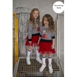 Meisjes jurk Top Model