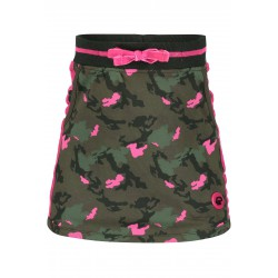 Marigold Girls Skirt (army)