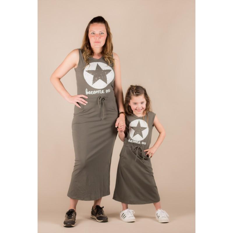 Mini & Me jurk